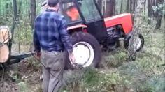 """""""Janusze"""" Lasu 3 - Zakopaliśmy Traktor"""