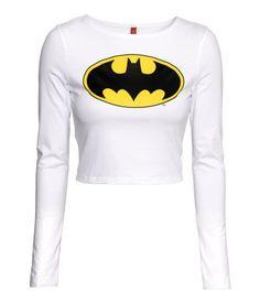 cute batman top