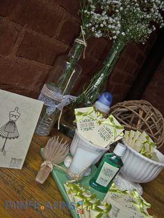 Kit Toalete personalizado #casamento #miniwedding #rústico papelariapersonalizada
