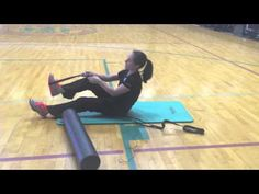 Before your next 5K or run on the trail, stretch it out with moves from Jamie Cochran, Professional Fitness Trainer at Cooper Fitness Center #running #runner #fitness #video