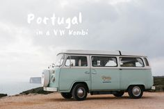 Our 1 week road trip itinerary on Portugal's Algarve Coast in a camper van   Find & Map