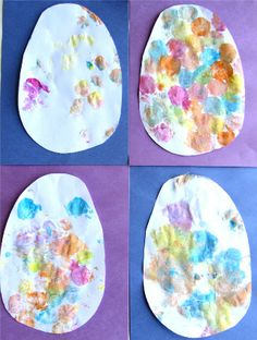 Easy Easter Craft for kids and toddlers