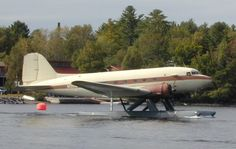 DC-3 Float-Plane.  Only one of it's kind