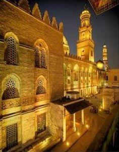 World heritage site (Egypt)