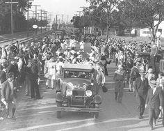 Dance Marathon, 1930's. Venice Historical Society - Venice, California