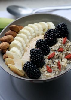 Energy Oatmeal recipe by Ludy_Gogirlzz. Styling and photography by Heidi Leon Monges