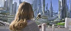 Is Tomorrowland the most dystopian movie of 2015?