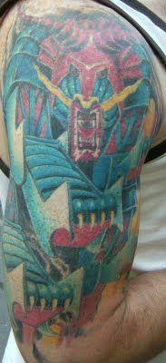Judas Priest Sad Wings Of Destiny Tattoo