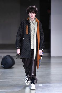 Sunnei | Menswear - Autumn 2018 | Look 28