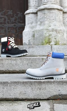 The Timberland 6 Inch Boots keep you warm and cozy in those cold winter days - plus they dropped in new and fresh colorways!
