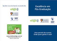 Folder Eligo Natal