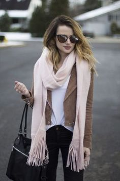 6def294ec610 56+ PinDown Search Pins Scarf Outfit Fall Casual Big Scarves 49. Casual  Outfits For MomsCasual ...