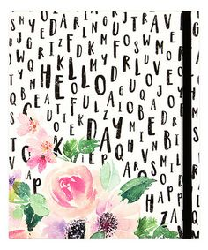 Love this In the Moment Spiral 12-Month Planner on #zulily! #zulilyfinds