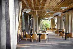 African Interior Design, South African Design, Tulum Hotels, Hotels And Resorts, Kruger National Park, National Parks, Elite Hotels, Winter Lodge, Deco Restaurant