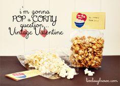 Vintage inspired valentine printable by livelaughrowe.com #diy #printable #valentine