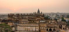 Viaje de novios a India Romántica - Orcha. #ViajeDeNovios #LunaDeMiel #India