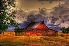 Angry Clouds by Sam Sherman in WyomingSummer on Photography By Sherman's Store