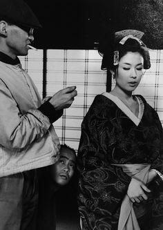 増村保造  若尾文子 『刺青』Ayako Wakao