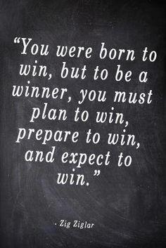 Born A Winner!