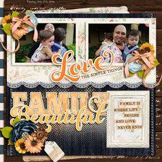 Beautiful+Family - Digi
