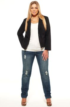 - Jackets - Jackets - Plus Size & Larger Sizes Womens Clothing at Dream Diva, Australia, Fashion, Clothes, Sized, Women's