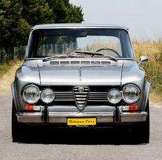 Bahman Cars: ALFA ROMEO Giulia Super (Limousine)
