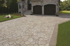 """RINOX Stone Prado Paver """"Oka Beige"""" www.stonecreationsoflongisland.net"""