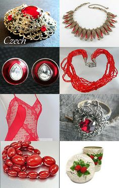 SPRING is heating up...Ecochic by Chris on Etsy--Pinned with TreasuryPin.com