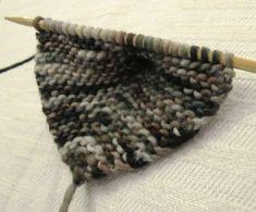 Sukka kantapään kautta eli neulo kantapää ensin   Punomo Knitted Hats, Knitting, Accessories, Tricot, Breien, Stricken, Weaving, Knits, Crocheting