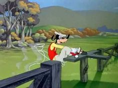 Disney Goofy HOW TO PLAY GOLF  1944 #GreatGolf