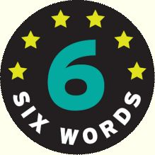 Six Word Memoirs Logo