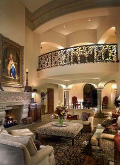 Mederteranian Style/ Old World | Cal Christiansen & Company Arizona's Top Custom Home Builder