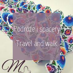 Podróże i spacery, travel and walk
