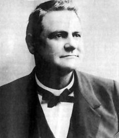 """Jacob """"Blake Jake"""" Yoes (1839-1906) - One of the best known of Judge Isaac Parker's U.S. Marshals - said to have killed over 50 men"""