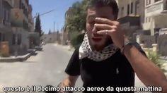 Spazio Informazione Libera: Siria: I pesanti bombardamenti su Idlib