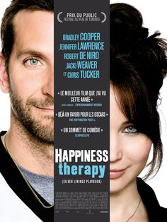 Happiness Therapy (Silver Linings Playbook) de David O. Russell en salles françaises le 30 janvier 2013