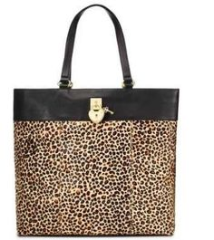 Juicy Couture Robertson Haircalf Tote Bag