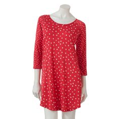 lc lauren conrad nightgown {proceeds go toward the fight against breast cancer}