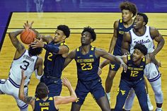 WVU returns to action with comfortable win at K-State, 69-47 - WV MetroNews