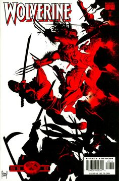 """""""Wolverine #107"""""""