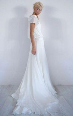 Vestido de novia Alma Aguilar