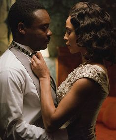 What Does Fashion Have To Do With The Civil Rights Movement? #refinery29  http://www.refinery29.com/2015/01/81104/selma-movie-costume-design