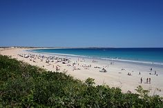 Australia is a country as well as a continent, lying in the southern hemisphere, accompanied with the island of Tasmania and several small islands sprinkled in Broome Australia, Western Australia, Moving To Australia, Travel Album, Round Trip, Capital City, Continents, Vacation Spots, Beautiful Beaches
