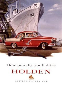 Holden FC - My list of the best classic cars Vintage Advertisements, Vintage Ads, Reptiles, Holden Australia, Aussie Muscle Cars, Australian Cars, Car Brochure, Best Classic Cars, Car Illustration
