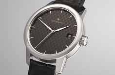 032° Galvanic black Omega Watch, Watches, Accessories, Black, Black People, Clocks, Clock, Ornament