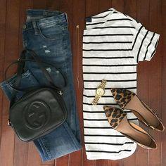 Shirt & shoes
