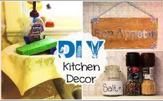 The Secrets To DIY Kitchen Decor  Kitchen Decor Ideas