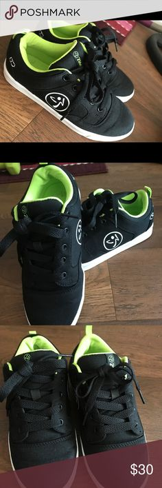 EUC Zumba shoes Soft comfty Zumba shoes, slightly use Shoes Athletic Shoes