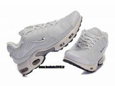 sale retailer 5c3e5 ab7a0 Nike Air Max Tn Requin Tuned 1 Chaussures Baskets2016 Pas Cher Pour Femme  Blanc Argent. Noemie · chaussure