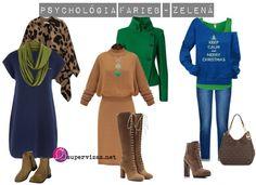Psychológia farieb - zelená - Supervizáž